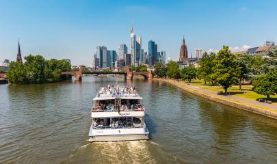 Frankfurt am Main at summer, germany- Stock Photo or Stock Video of rcfotostock | RC-Photo-Stock
