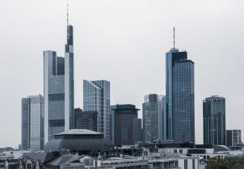 frankfurt am main financial district- Stock Photo or Stock Video of rcfotostock | RC-Photo-Stock