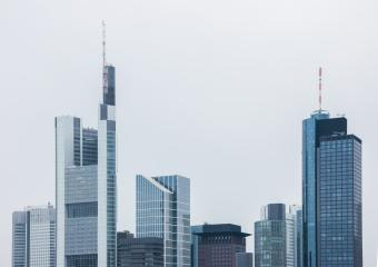 frankfurt am main financial district Skyscrapers- Stock Photo or Stock Video of rcfotostock | RC-Photo-Stock