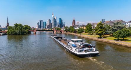 Frankfurt am Main skyline at summer, Germany- Stock Photo or Stock Video of rcfotostock   RC-Photo-Stock