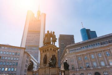 Frankfurt City in germany- Stock Photo or Stock Video of rcfotostock | RC-Photo-Stock
