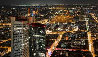 Frankfurt City Skyline with - Stock Photo or Stock Video of rcfotostock | RC-Photo-Stock