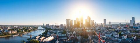 Frankfurt, Germany Skyline Panorama- Stock Photo or Stock Video of rcfotostock   RC-Photo-Stock