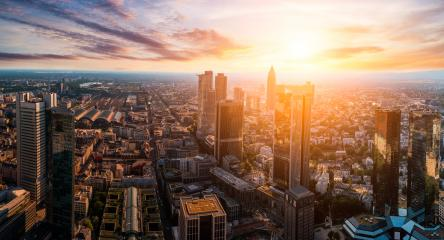 Frankfurt skyline : Stock Photo or Stock Video Download rcfotostock photos, images and assets rcfotostock | RC-Photo-Stock.: