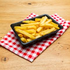 french fries in a shell of tablecloth- Stock Photo or Stock Video of rcfotostock   RC-Photo-Stock