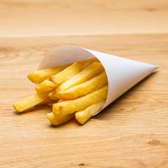 french fries potatos in a bag- Stock Photo or Stock Video of rcfotostock | RC-Photo-Stock
