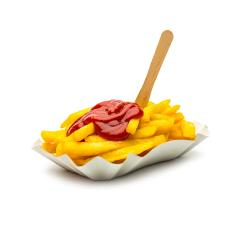 french fries with ketchup on white : Stock Photo or Stock Video Download rcfotostock photos, images and assets rcfotostock | RC-Photo-Stock.: