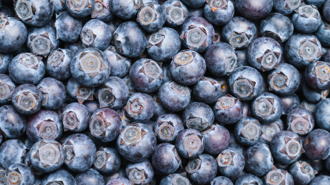Fresh blueberries background or backdrop. Vegan and vegetarian concept. Macro texture of blueberry berries. Summer healthy food. - Stock Photo or Stock Video of rcfotostock | RC-Photo-Stock