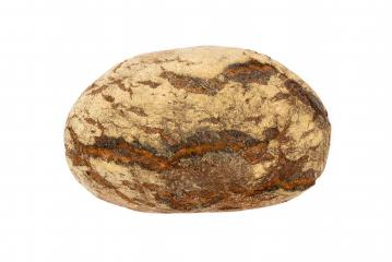 fresh rye bread on white isolated background- Stock Photo or Stock Video of rcfotostock | RC-Photo-Stock