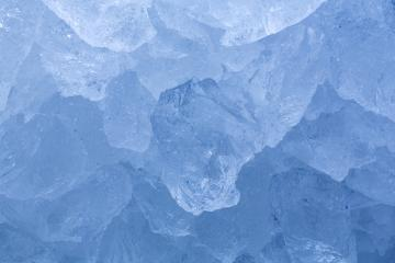 frozen ice blue crushed ice cubes - Stock Photo or Stock Video of rcfotostock | RC-Photo-Stock