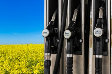 fuel gas at a Gas station- Stock Photo or Stock Video of rcfotostock | RC-Photo-Stock