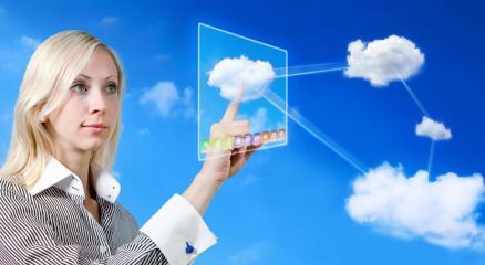 Futuristic cloud computer- Stock Photo or Stock Video of rcfotostock | RC-Photo-Stock