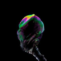 fyling Soap Bubble in colorful colors on black background : Stock Photo or Stock Video Download rcfotostock photos, images and assets rcfotostock | RC-Photo-Stock.: