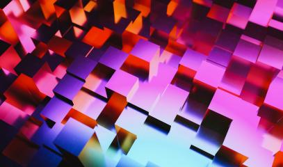 Gaming background of colorful neon light cubes in a Realistic style : Stock Photo or Stock Video Download rcfotostock photos, images and assets rcfotostock | RC-Photo-Stock.: