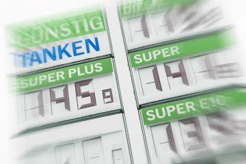 gas station scoreboard with prices- Stock Photo or Stock Video of rcfotostock | RC-Photo-Stock