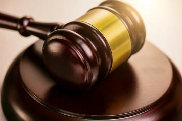 Gavel in a law courtroom- Stock Photo or Stock Video of rcfotostock | RC-Photo-Stock