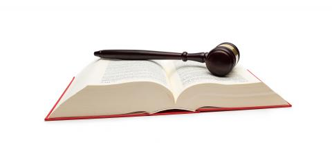 German law book (Deutsche gesetzte) with Gavel isolated on white - Stock Photo or Stock Video of rcfotostock | RC-Photo-Stock