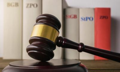 German law concept image  (BGB, ZPO, STGB, STPO)- Stock Photo or Stock Video of rcfotostock | RC-Photo-Stock