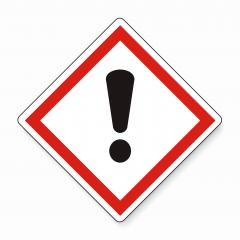 GHS hazard pictogram - CAUTION , health hazard warning sign on white background. Vector illustration. Eps 10 vector file. : Stock Photo or Stock Video Download rcfotostock photos, images and assets rcfotostock | RC-Photo-Stock.: