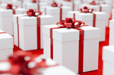 Gifts background for Christmas with many red bows : Stock Photo or Stock Video Download rcfotostock photos, images and assets rcfotostock | RC-Photo-Stock.:
