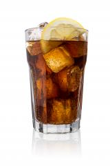 glass cola with ice and lemon- Stock Photo or Stock Video of rcfotostock | RC-Photo-Stock