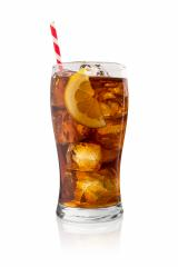 glass of cola with ice and straw- Stock Photo or Stock Video of rcfotostock | RC-Photo-Stock
