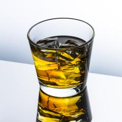 Glass of whiskey with ice- Stock Photo or Stock Video of rcfotostock | RC-Photo-Stock