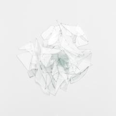 glass shards Broken window heap on white gray background : Stock Photo or Stock Video Download rcfotostock photos, images and assets rcfotostock | RC-Photo-Stock.: