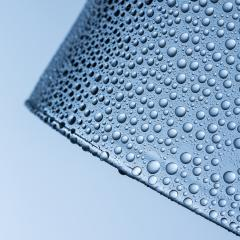 Glass with drops of condensation and water dew drops- Stock Photo or Stock Video of rcfotostock | RC-Photo-Stock