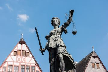 Goddess of justice at Frankfurt Roemer : Stock Photo or Stock Video Download rcfotostock photos, images and assets rcfotostock | RC-Photo-Stock.: