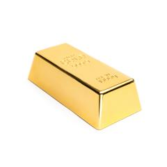 Gold bar isolated on white background : Stock Photo or Stock Video Download rcfotostock photos, images and assets rcfotostock | RC-Photo-Stock.: