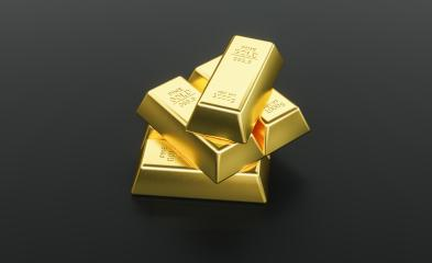 Gold bullion on black background- Stock Photo or Stock Video of rcfotostock | RC-Photo-Stock