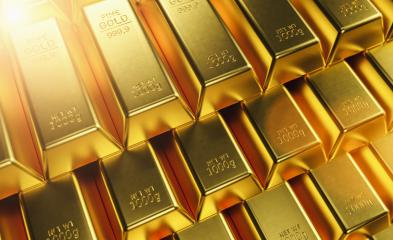 Gold bullion stack. Financial concept. - Stock Photo or Stock Video of rcfotostock | RC-Photo-Stock