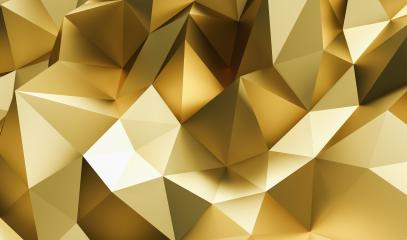 gold elegant luxury Abstract Low-poly Background- Stock Photo or Stock Video of rcfotostock | RC-Photo-Stock