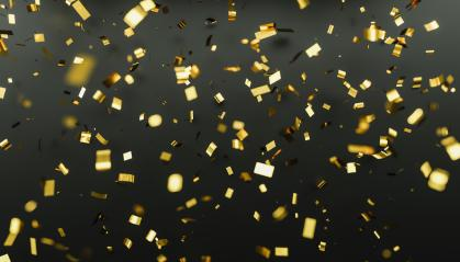 Gold glitter texture on black background. Golden explosion of confetti. Golden grainy abstract texture on black background. : Stock Photo or Stock Video Download rcfotostock photos, images and assets rcfotostock | RC-Photo-Stock.: