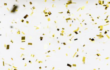 Gold glitter texture on white background. Golden explosion of confetti. Golden grainy abstract texture on black background.- Stock Photo or Stock Video of rcfotostock | RC-Photo-Stock