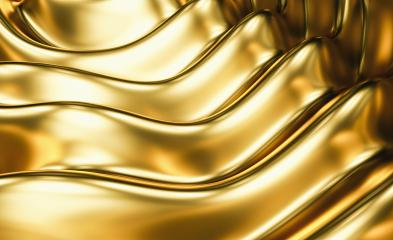 Gold luxury Wave Abstract Background 3D Rendering- Stock Photo or Stock Video of rcfotostock | RC-Photo-Stock