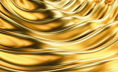 Gold Wave Abstract Background 3D Rendering : Stock Photo or Stock Video Download rcfotostock photos, images and assets rcfotostock | RC-Photo-Stock.: