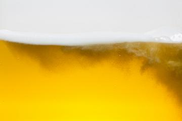 Golden Beer foam wave with bubbels : Stock Photo or Stock Video Download rcfotostock photos, images and assets rcfotostock | RC-Photo-Stock.: