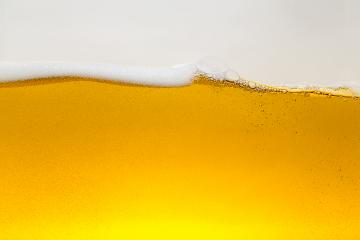 Golden Beer wave with foam and bubbles- Stock Photo or Stock Video of rcfotostock | RC-Photo-Stock