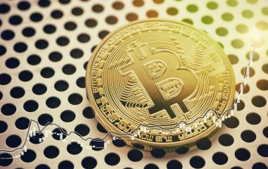 Golden Bitcoin coin. stock market graph. Trading concept image : Stock Photo or Stock Video Download rcfotostock photos, images and assets rcfotostock | RC-Photo-Stock.: