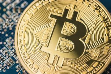 Golden Bitcoin new virtual money - Digital currency : Stock Photo or Stock Video Download rcfotostock photos, images and assets rcfotostock | RC-Photo-Stock.: