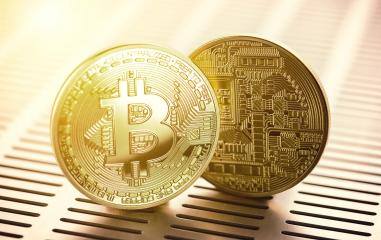 golden bitcoin. trading concept of crypto currency- Stock Photo or Stock Video of rcfotostock | RC-Photo-Stock