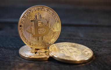 Golden Bitcoins Crytocurrencys (new virtual money )- Stock Photo or Stock Video of rcfotostock   RC-Photo-Stock