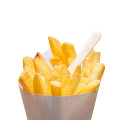 golden french fries in a bag : Stock Photo or Stock Video Download rcfotostock photos, images and assets rcfotostock | RC-Photo-Stock.: