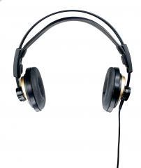 Golden Headphones- Stock Photo or Stock Video of rcfotostock | RC-Photo-Stock