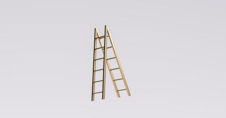 Golden ladder. Growth Concept image : Stock Photo or Stock Video Download rcfotostock photos, images and assets rcfotostock | RC-Photo-Stock.: