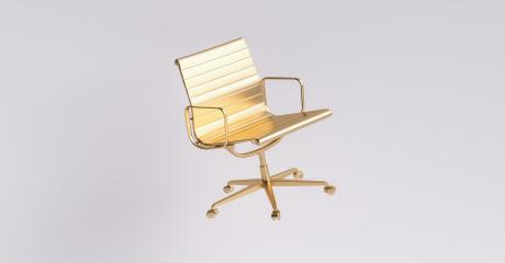 Golden office chair. Business Concept image- Stock Photo or Stock Video of rcfotostock | RC-Photo-Stock