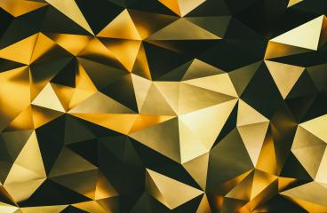 golden polygonal abstract background - Money Concept Background - 3D Rendering : Stock Photo or Stock Video Download rcfotostock photos, images and assets rcfotostock | RC-Photo-Stock.: