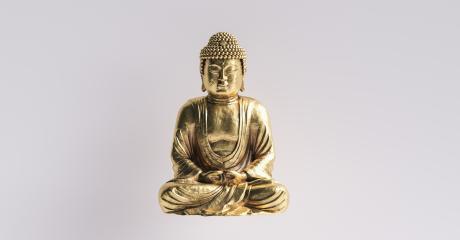 golden sitting buddha. meditation concept image : Stock Photo or Stock Video Download rcfotostock photos, images and assets rcfotostock | RC-Photo-Stock.: